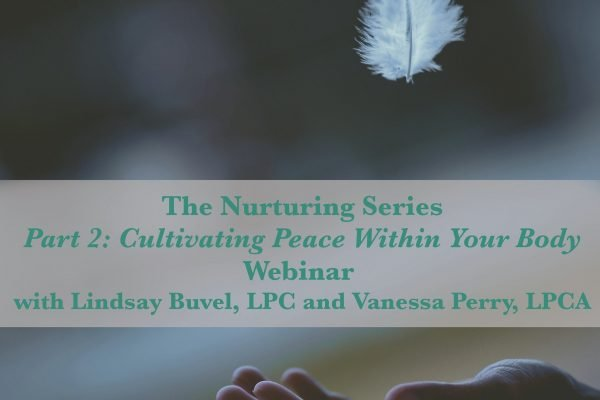 Cultivating Peace Within Your Body